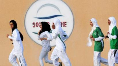 Saudi Arabia allows women to compete at Olympics