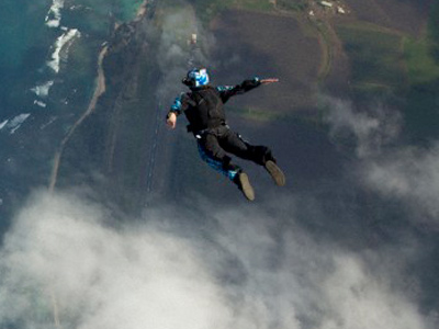 Second Russian skydiver dies in accident