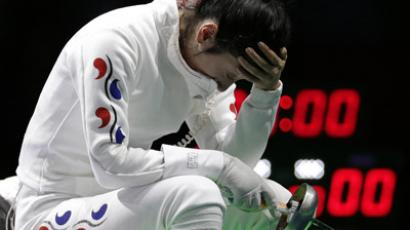 London Olympics: 8 badminton players disqualified for trying to lose