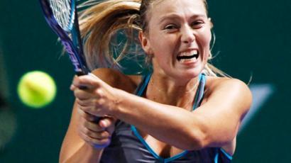 Jumping the net: Sharapova #2 in web popularity poll