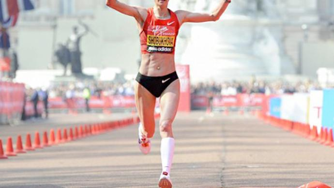 Shobukhova fails to defend London Marathon title