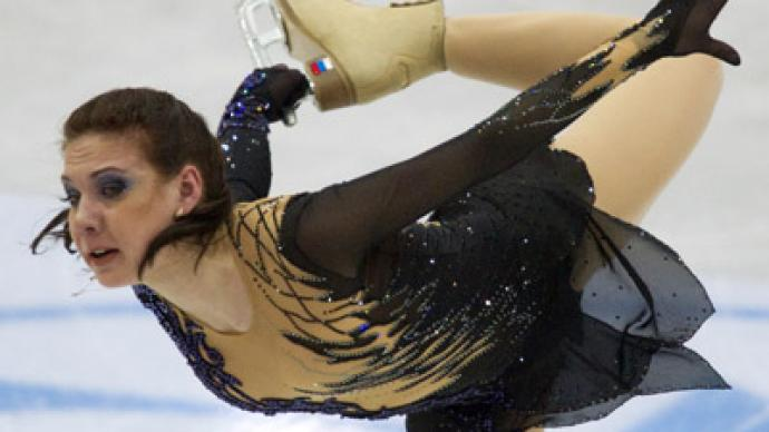 Silver shine for Leonova in Nice