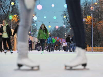 Russian capital well-prepared for skating boom