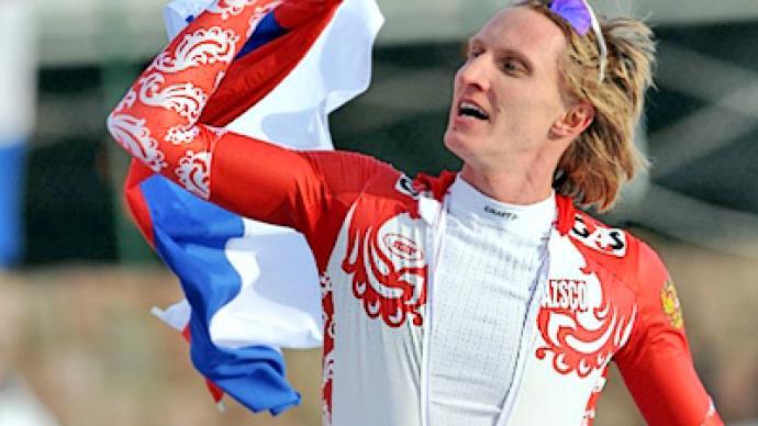 Skobrev ready to storm podium in Sochi