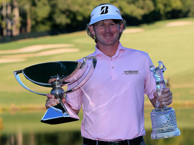 Brandt Snedeker hits jackpot ahead of Ryder Cup
