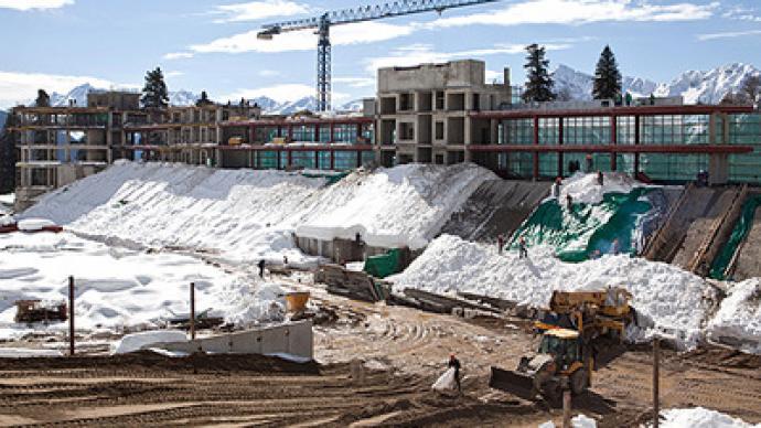 "Sochi 2014 preparations ""ahead of schedule"""