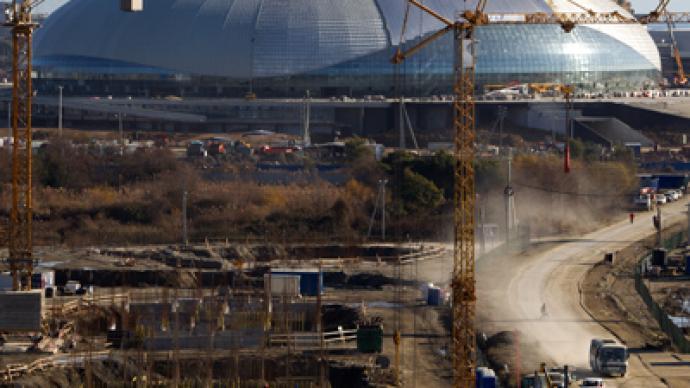 Sochi Olympics: 70 per cent ready
