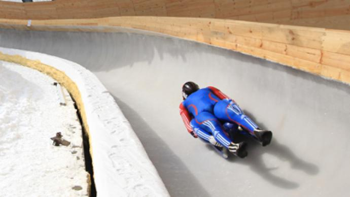 Brand new Sochi luge track safer than Whistler