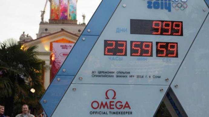 Sochi Olympics organizers welcome volunteers