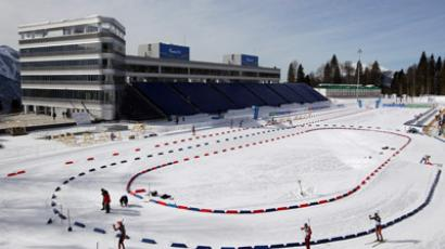 Another record-breaking facility opened for Sochi 2014