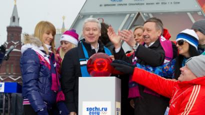 Ban Ki-moon 'impressed' by Russian preparations for Sochi 2014
