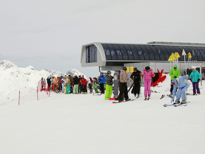 Warming up the snow: Sochi Olympic slopes beckon