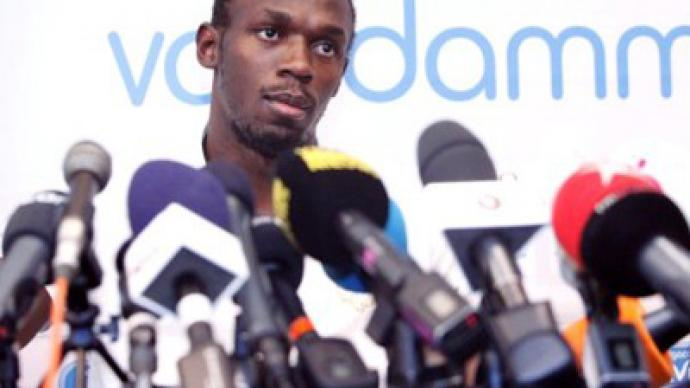 Bolt's sprint throne shaken