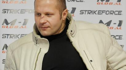 """Maybe it's time to leave"", says Fedor"