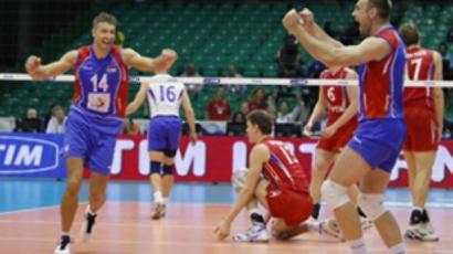 Russian futsal squad head to Budapest for gold