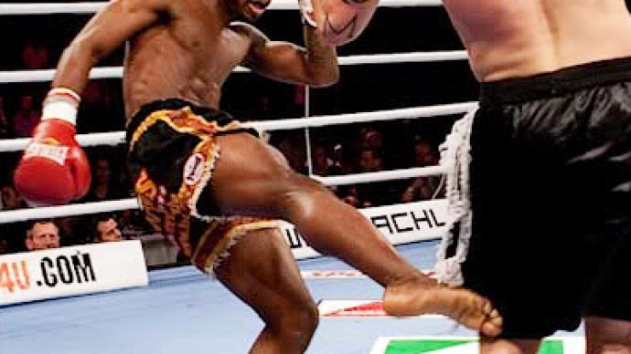 Dutch master deprives Russian of super light-weight belt