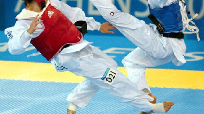 Russia taekwondo fighters ready to storm podiums in London 2012