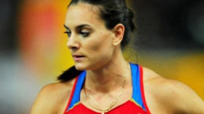 Isinbaeva nominated for athlete of the year