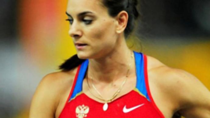 Teammate explains Isinbaeva's failure