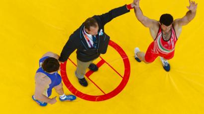 Women's freestyle wrestling event concludes with Russian gold