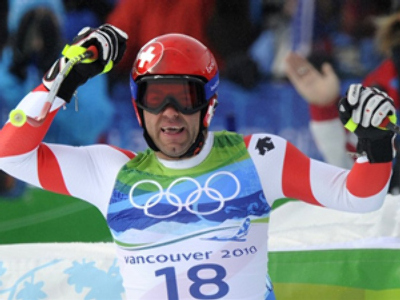 Russia's best cross-country skier proves his class