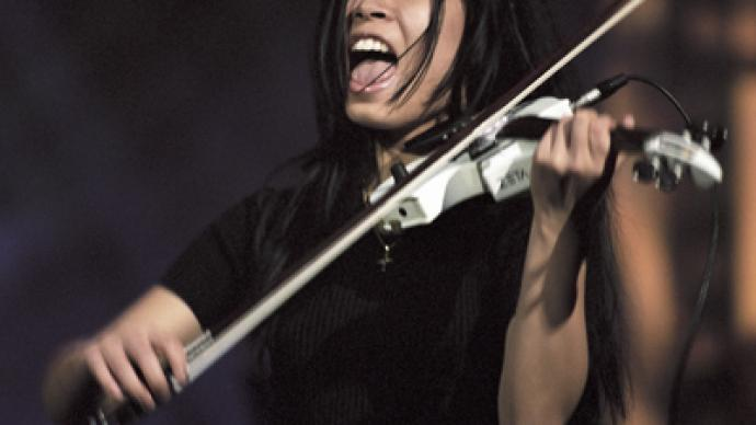 Music to her ears: Violinist Vanessa-Mae confirms Sochi 2014 participation