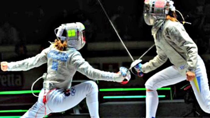 Russia stop Olympic champs for second straight team saber world title