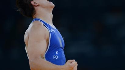 Totrov pipped in Greco-Roman final