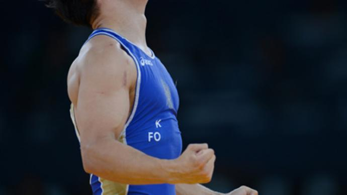 Greco-Roman wrestler Vlasov wins fourth Olympic gold for Russia