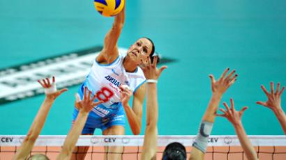 Kazan prolong Russian volleyball reign