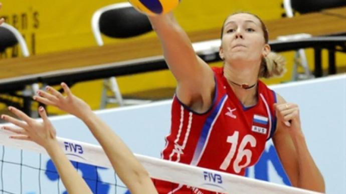 Volleyball World Champ hungry for more wins