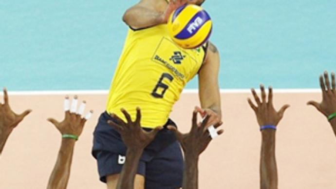 Brazilian volleyball reign continues