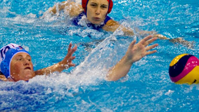 Russian water polo team earns World Champ bronze in China