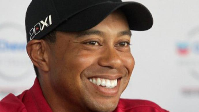 Woods determined to get back on top