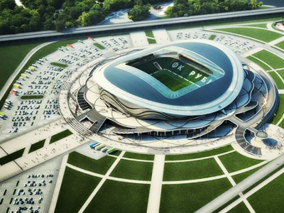 A host of venues – Russia wins either way