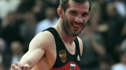 Two-time Olympic champion wrestler hungry for more in London 2012
