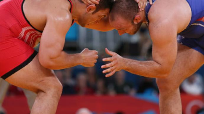 Olympic wrestling becomes common ground for US and Iran