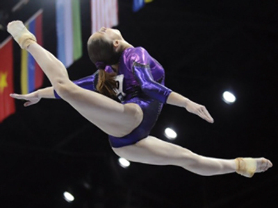 Mixed results for Russian gymnasts at home World Cup
