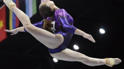 Russian rhythmic gymnasts top charts at World Finals