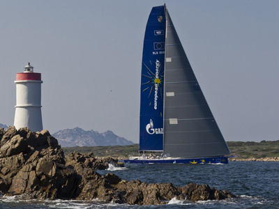 Esimit Europa 2 aiming at America's Cup