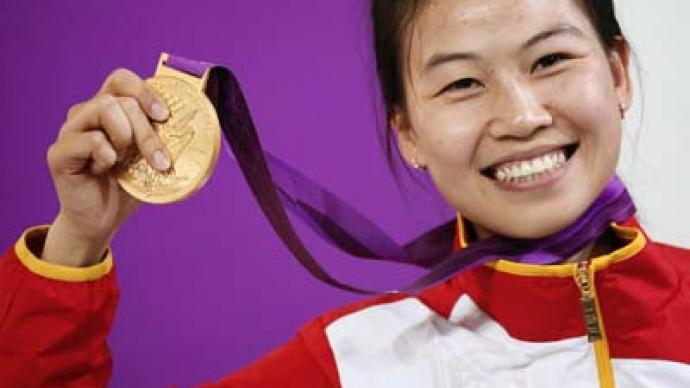 First London gold goes to China