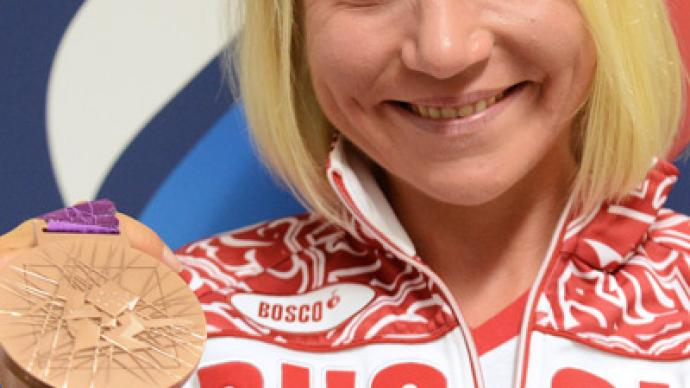Zabelinskaya wins second road cycling bronze in London