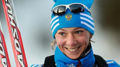 Team Russia fastest in Hochfilzen mixed relay