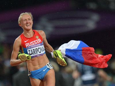 Zaripova and Chicherova prove Olympic class in Stockholm Diamond League