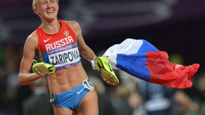 Zaripova and Chicherova prove Olympic class in Stockholm Diamond League
