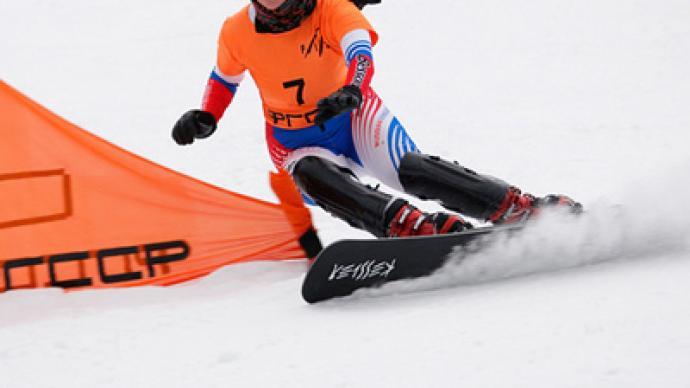 I felt invincible in Spain – snowboarding world champ Zavarzina