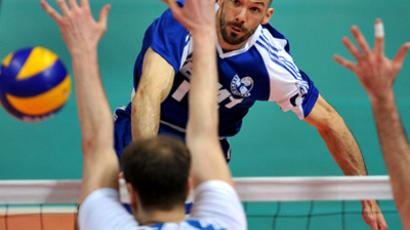 Russia ease into FIVB World Grand Prix second round