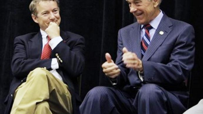 Election 2012: Ron & Rand Paul for President