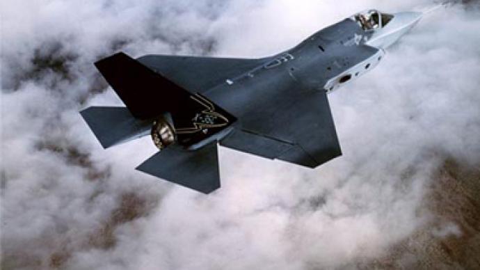 No flights for F-35s until 2018
