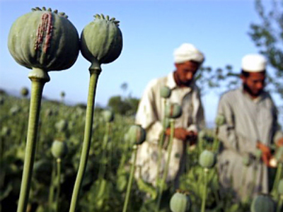 Russia passes info on nine Afghan drug lords to US